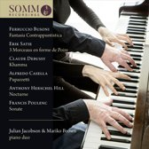 Jacobson & Brown: Piano Duo