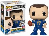 Philip Rivers #12 Limited Editie - Chargers - NFL - Funko POP!
