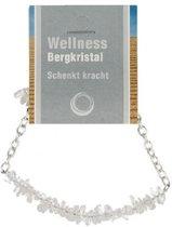 Bar Armband - Bergkristal met Uitleg Kaartje