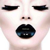 Luxe Wanddecoratie - Foto - Plexiglas - Aluminium Ophangsysteem - Beautiful face
