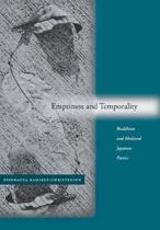 Emptiness and Temporality