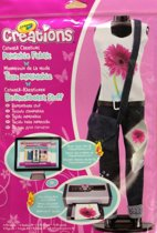 Crayola Catwalk Creations Printable Fabric - beprintbare stof