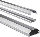 Hama 00083168 kabel beschermer Zilver
