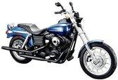 Harley Davidson DYNA Super Glide Sport 2004 - 1:12 - Maisto