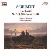 Schubert: Symphonies 3 & 6