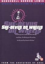 She-Devils On Wheels (dvd)