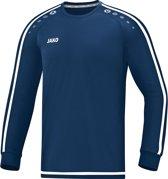Jako Striker 2.0 Dames Sportshirt - Voetbalshirts  - blauw donker - S