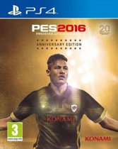 Pes 2016 Anniversary Edition