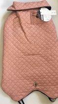 Wouapy - Hondenjas - Baroco roze - XL Maat 42 cm