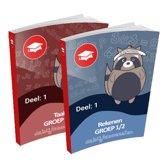 Oefenboeken Groep 1-2 Alle Onderdelen - Deel 1