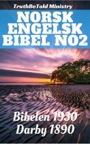 Norsk Engelsk Bibel No2