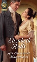 His Convenient Marchioness (Mills & Boon Historical) (Lords at the Altar)