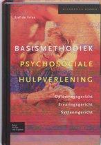 Methodisch werken - Basismethodiek psychosociale hulpverlening