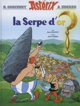 Boek cover Asterix 02. La serpe dor van Rene Goscinny
