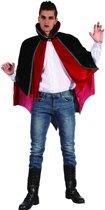 Vampier cape voor volwassenen  - Verkleedattribuut - One size