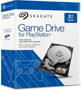 Seagate Game-drive voor PlayStation 3 en 4 - 2TB