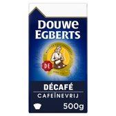 Douwe Egberts Décafé Filterkoffie - 6 x 500 gram