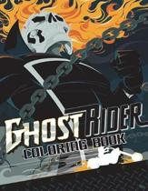 Ghost Rider Coloring Book