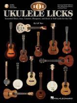 101 Ukulele Licks (Book/Online Audio)