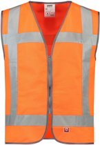 Tricorp Veiligheidsvest RWS vlamvertragend - Workwear - 453007 - Fluor Oranje - maat XXL