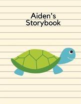 Aiden's Storybook