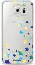 Casetastic Softcover Samsung Galaxy S6 - Funky Stars
