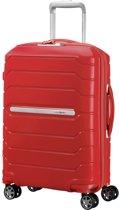 Samsonite Flux Spinner Spinner Reiskoffer (Handbagage) - 37 liter - Red