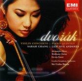 Dvorak: Violin Concerto; Piano Quintet