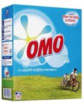 Omo wit waspoeder - 14 wasbeurten - wasmiddel