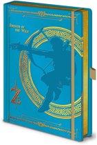 Zelda - Breath of the Wild Notitieboek
