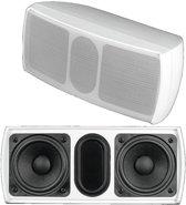 OMNITRONIC OD-22 Wall Speaker 8Ohms white
