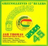"""Greensleeves 12"""" Rulers: Jah Thomas"""