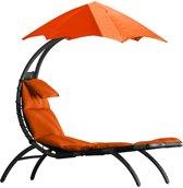 Vivere The Original Dream Lounger Orange
