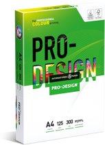 Pro design A4 papier 125 vel 300 gram/m2