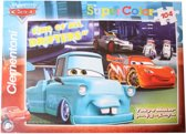 Disney Cars tokyo mater puzzel 104 stukjes