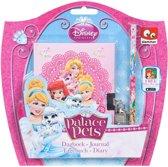 Slammer Dagboek Disney-prinsessen 15 X 10 Cm