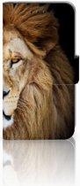 Microsoft Lumia 550 Leuk Hoesje Leeuw