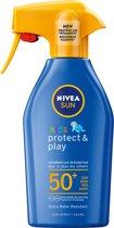NIVEA SUN Kids Hydraterende Zonnespray SPF50+ - 300 ml