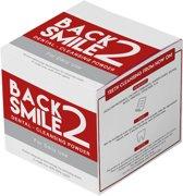 Back 2 Smile Smokers / Witte Tandpoeder - Tand poeder - voor witte tanden - ook voor rokers en koffie drinkers / aanslag