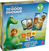 The Good Dinosaur - 3 in 1 - kwartetspel