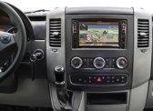Alpine X800D-S906 Vast 8'' LCD Touchscreen Zwart navigator