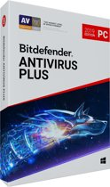 Bitdefender Antivirus Plus 2019 - 1 Apparaat - 1 Jaar - Windows download