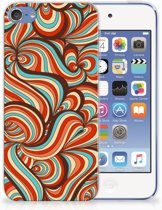 Apple iPod Touch 5 | 6 TPU Hoesje Design Retro