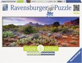 Ravensburger puzzel Idyllische vlakte - panorama - Legpuzzel - 1000 stukjes