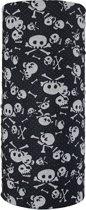 Faceshield - Nekwarmer - One size - Skull Black