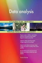 Data analysis A Complete Guide - 2019 Edition