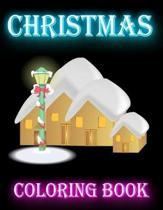 Christmas Coloring Book: Christmas Activity coloring book, Beautiful Christmas Coloring Book
