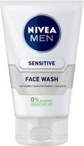 NIVEA MEN Sensitive Face Wash - 100 ml