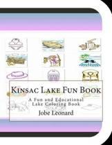 Kinsac Lake Fun Book