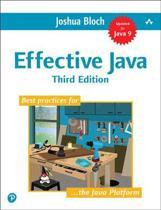Effective Java.